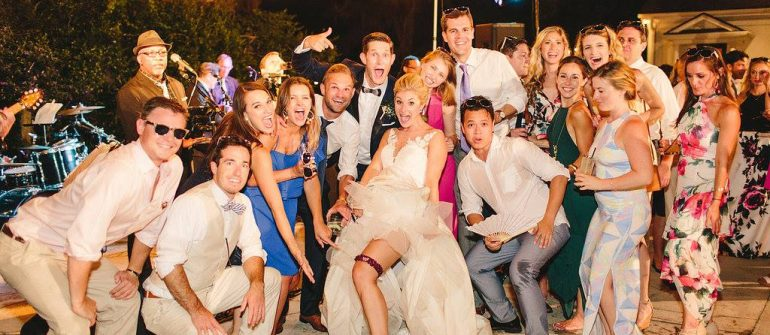 9 Ways To Be An Awesome Wedding Guest